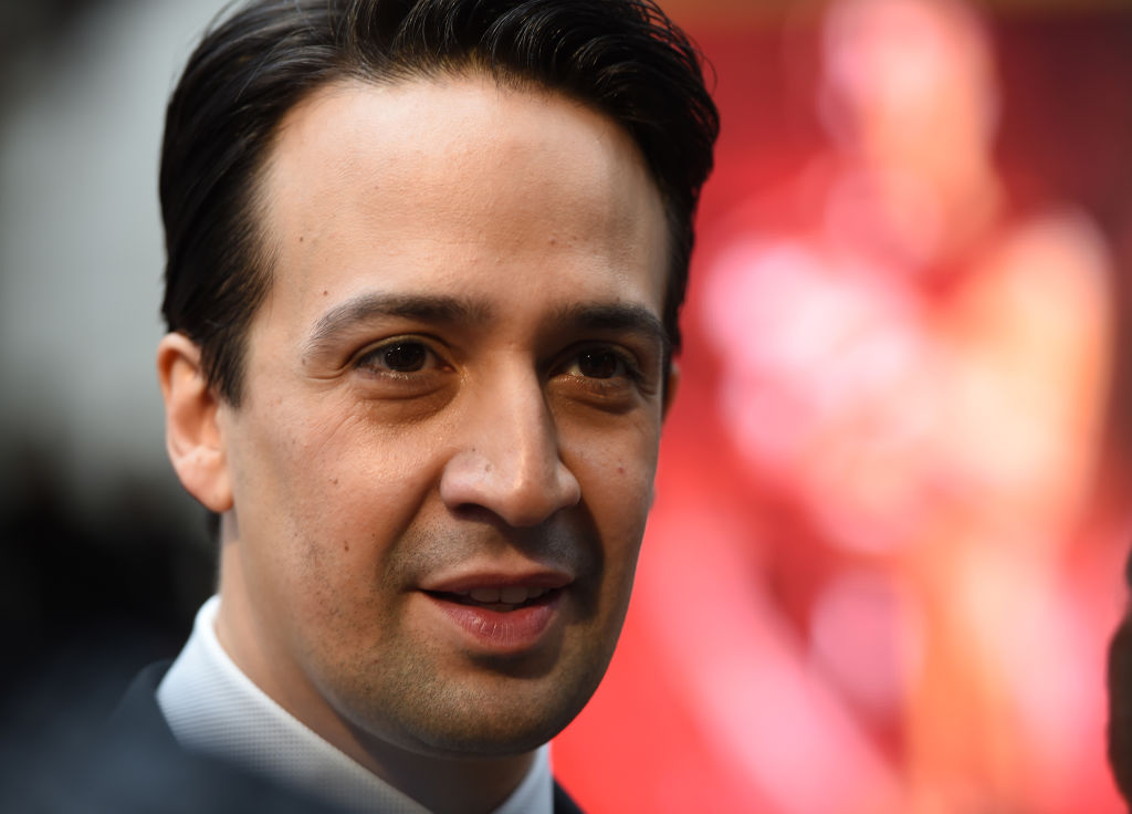 headshot of Lin-Manuel Miranda