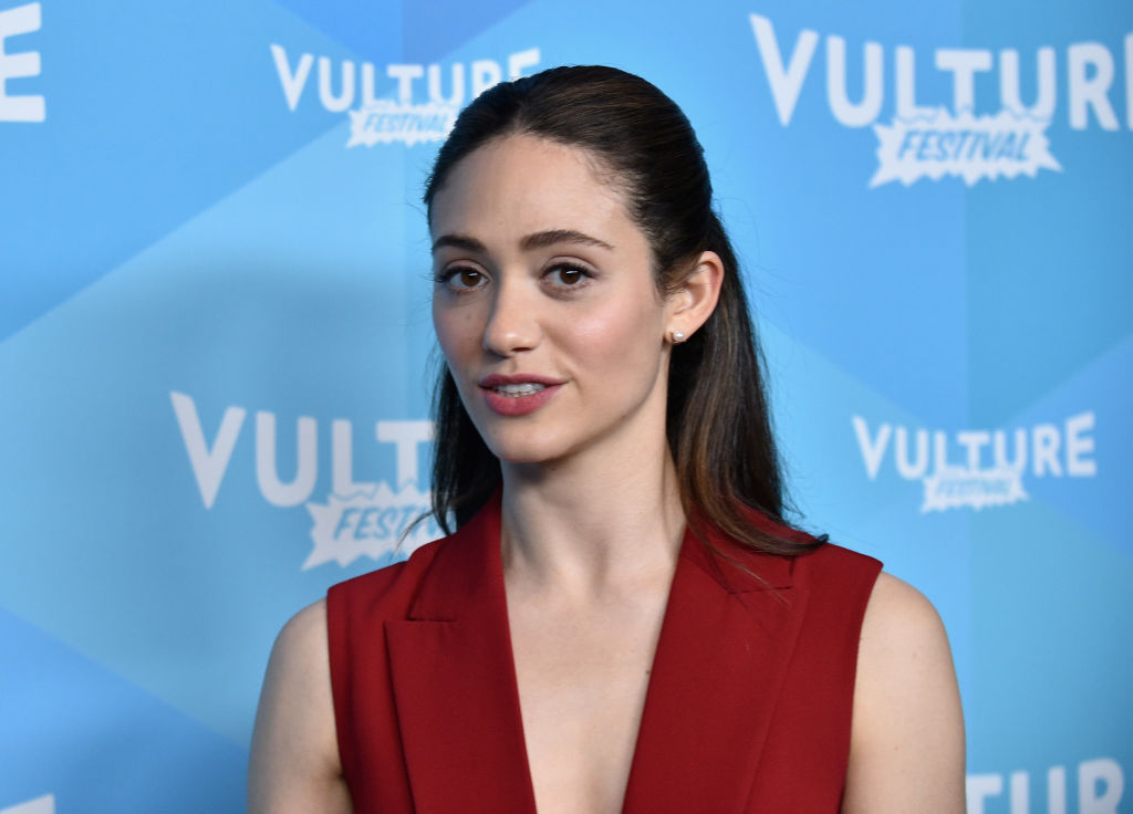 Emmy Rossum attends the 2017 Vulture Festival at Milk Studios on May 21, 2017 in New York City.