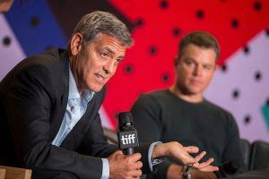 Harvey Weinstein: George Clooney and Matt Damon Speak out Against the 'Predator' Who Started Their Careers