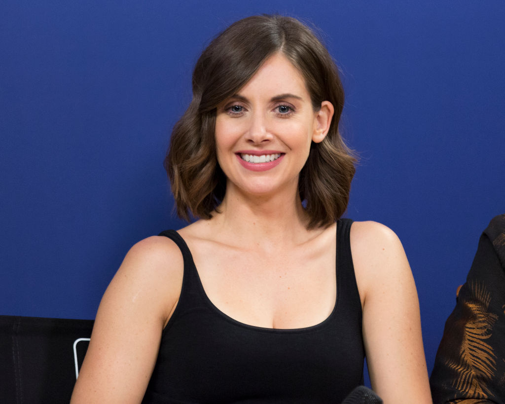 Actress Alison Brie of 'The Disaster Artist' attends The IMDb Studio Hosted By The Visa Infinite Lounge at The 2017 Toronto International Film Festival at Bisha Hotel & Residences on September 10, 2017 in Toronto, Canada.