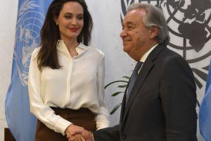 Angelina Jolie: The Most Amazing Things She's Done to Help Change the World