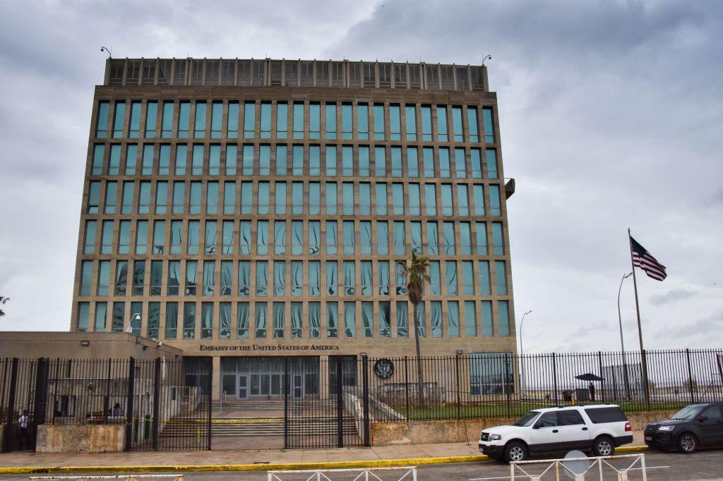 US Cuba embassy