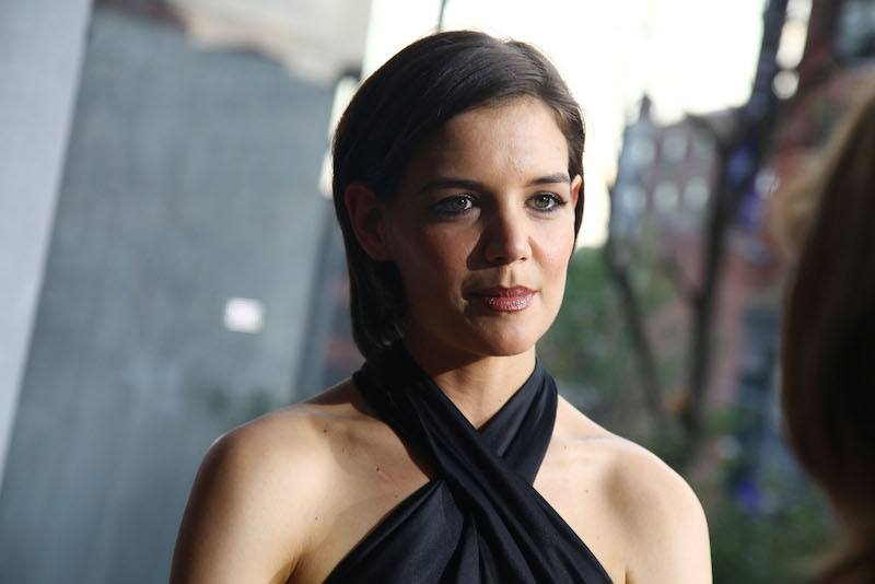 Katie Holmes a celebration for the 30th anniversary of the Independent Filmmaker Project at the Cooper Square Hotel on April 25, 2009 in New York City