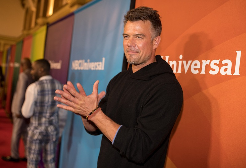 PASADENA, CA - JANUARY 09: Josh Duhamel attends the 2018 NBCUniversal Winter Press Tour at The Langham Huntington, Pasadena on January 9, 2018 in Pasadena, California. (Photo by Christopher Polk/Getty Images)