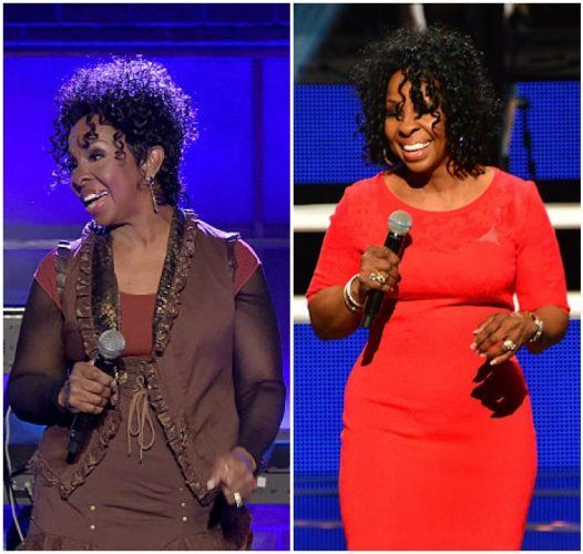 Gladys Knight's weight loss transformation.