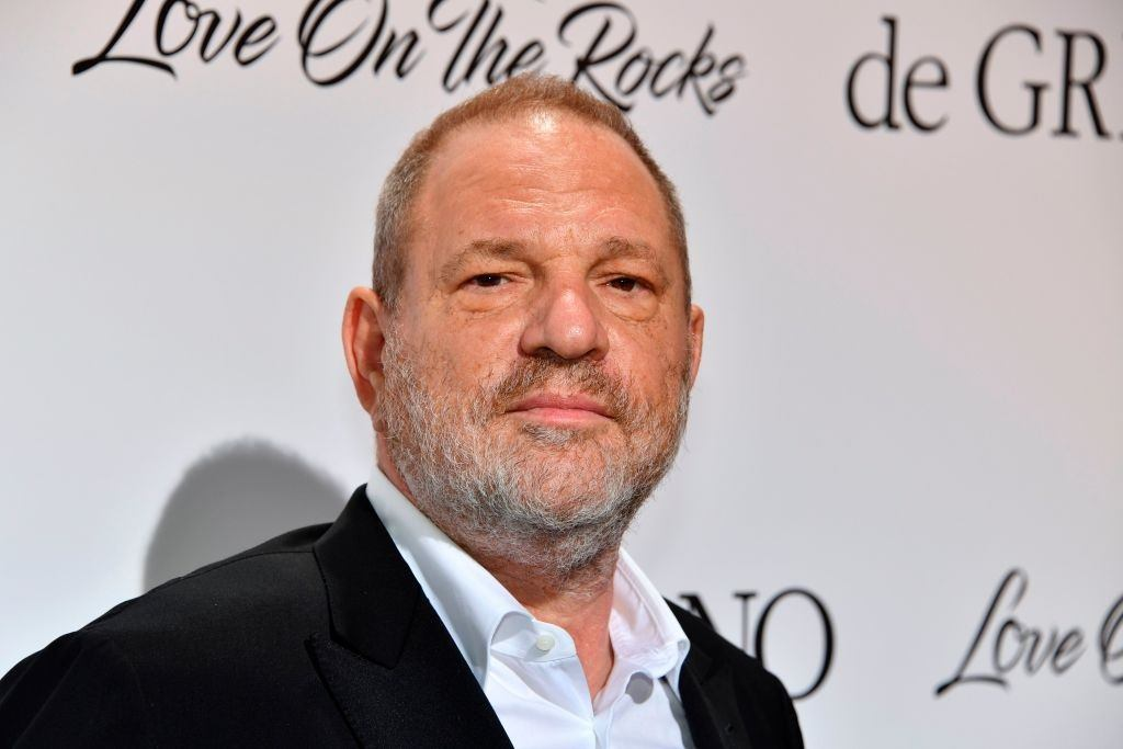 Film mogul Harvey Weinstein