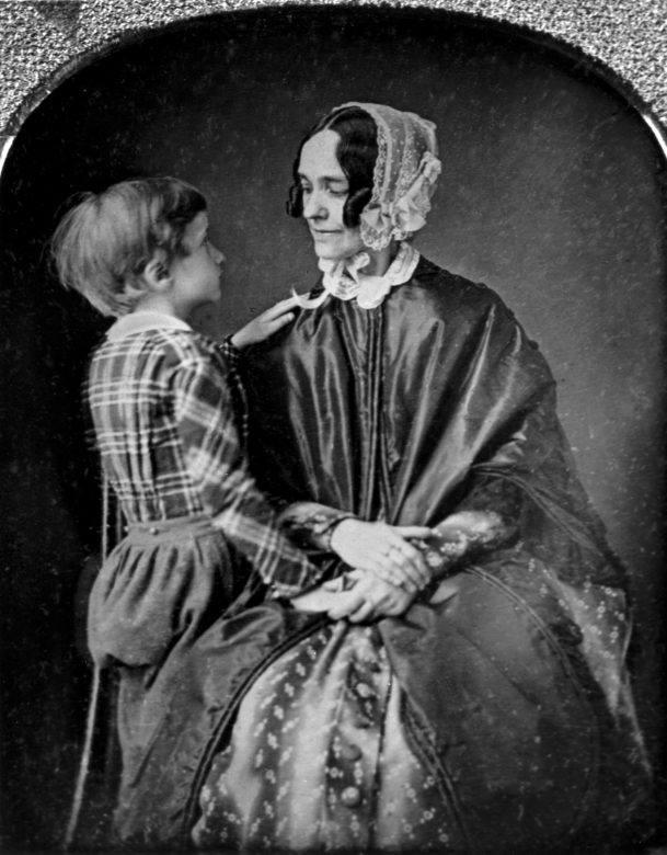 Jane Pierce portrait