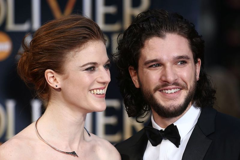 When Did 'Game of Thrones' Stars Rose Leslie and Kit Harington Get Married?