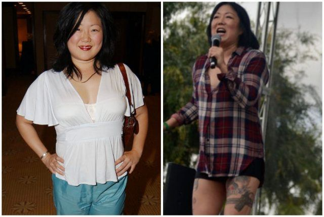 Margaret Cho weight loss transformation