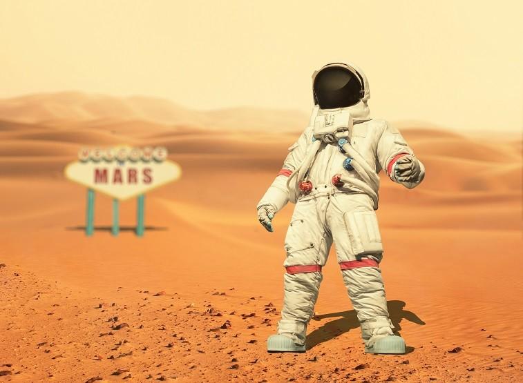 Elon Musk has plans to colonize Mars