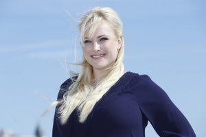 Meghan McCain Gives Update on Her Dad's Health in Her 'The View' Debut