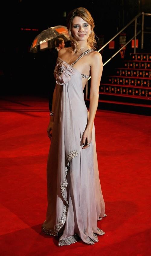 Actress Mischa Barton