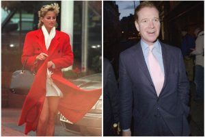 Does This Photo Prove That Prince Charles Had a Fight With Princess Diana's Lover James Hewitt?