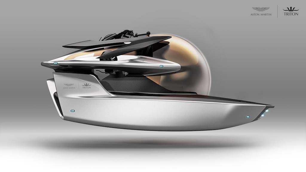 Aston Martin Project Neptune