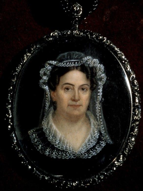 Rachel Jackson portrait