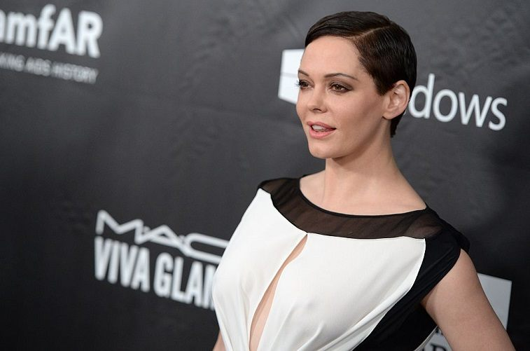 Rose McGowan in 2014