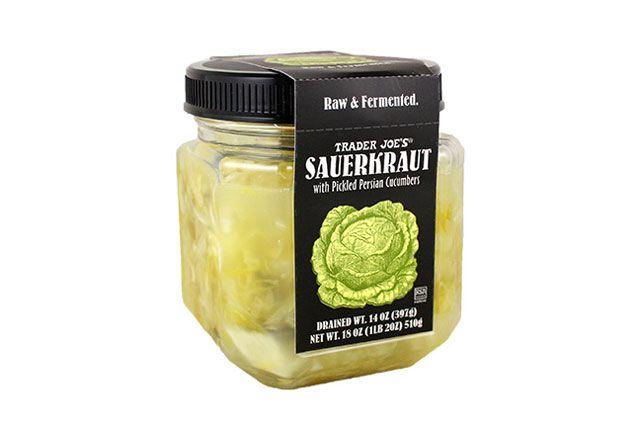 Sauerkraut trader joe's