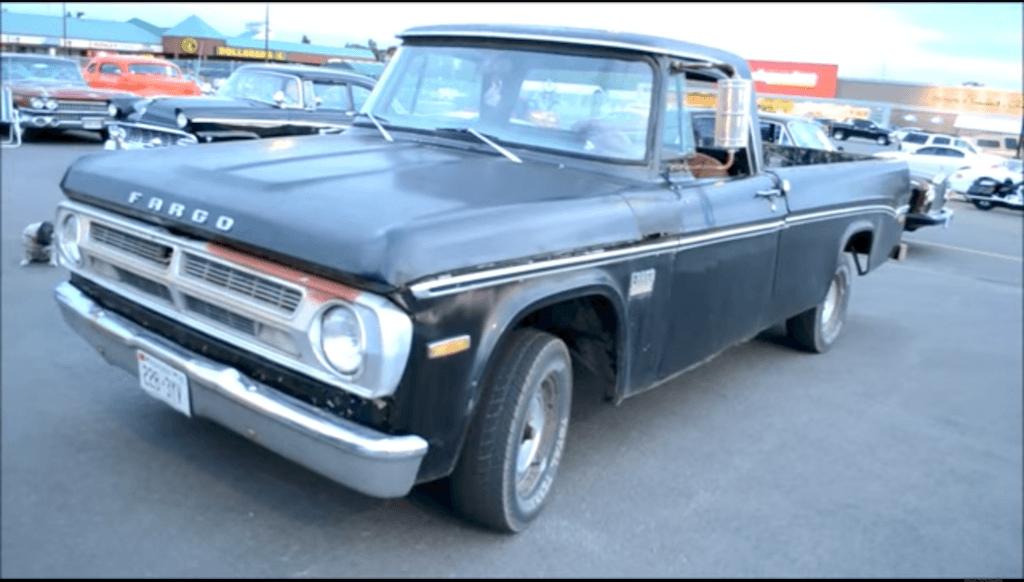 1971 Fargo Truck