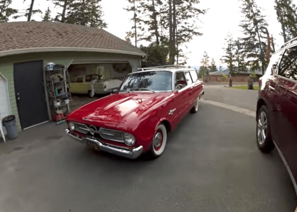 1960 Frontenac station wagon