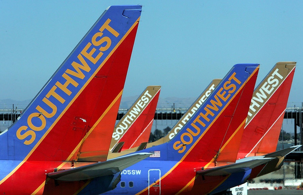 Southwest Airlines launched a sale