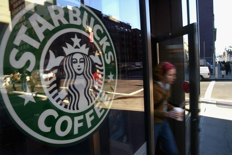 Starbucks coffee shop