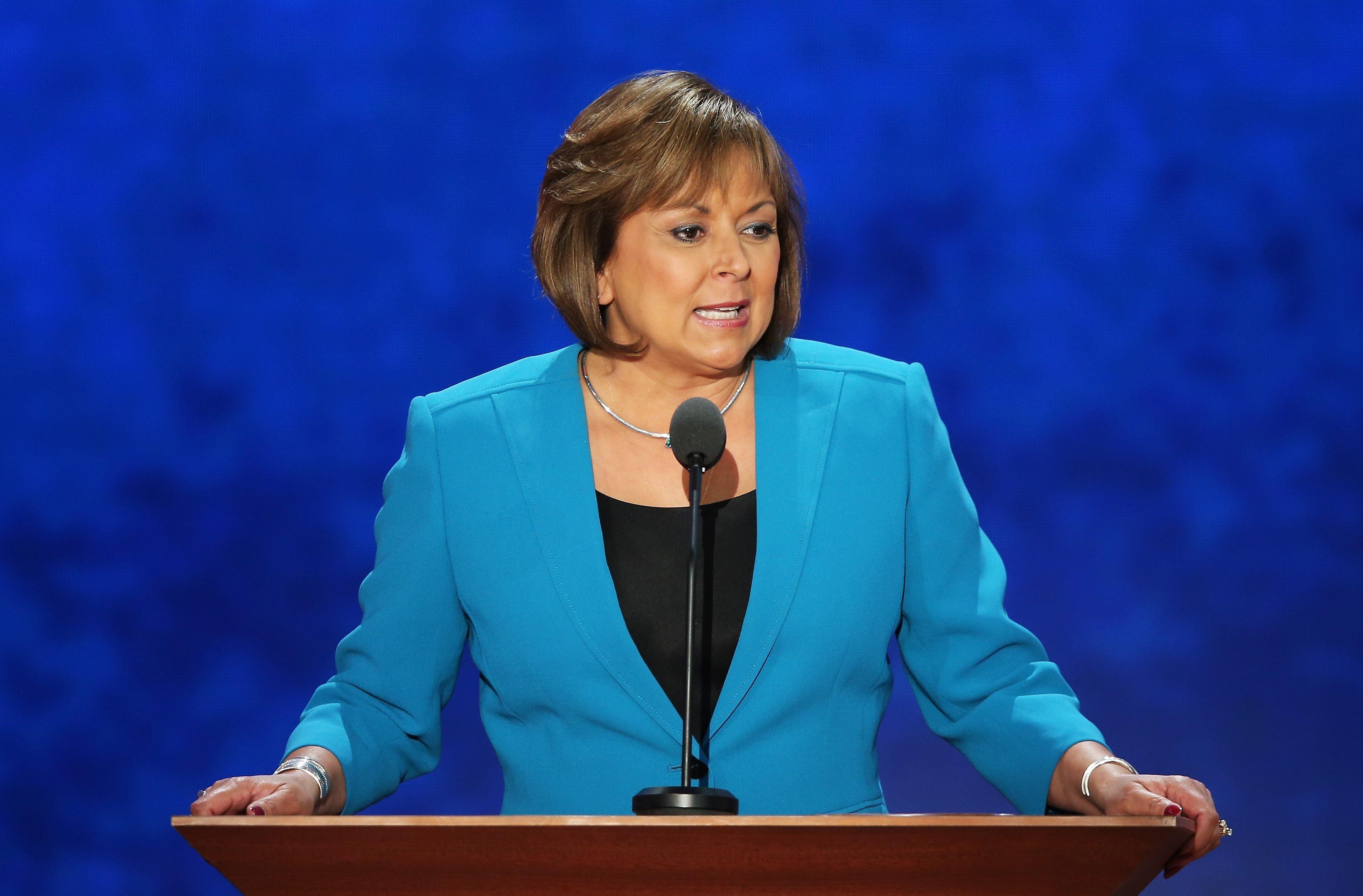 New Mexico Gov. Susana Martinez