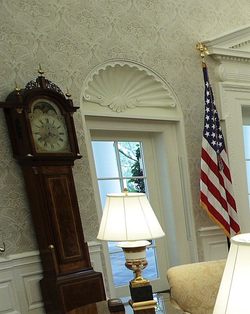 White House Offers Glimpse Of Recently Finished Renovations