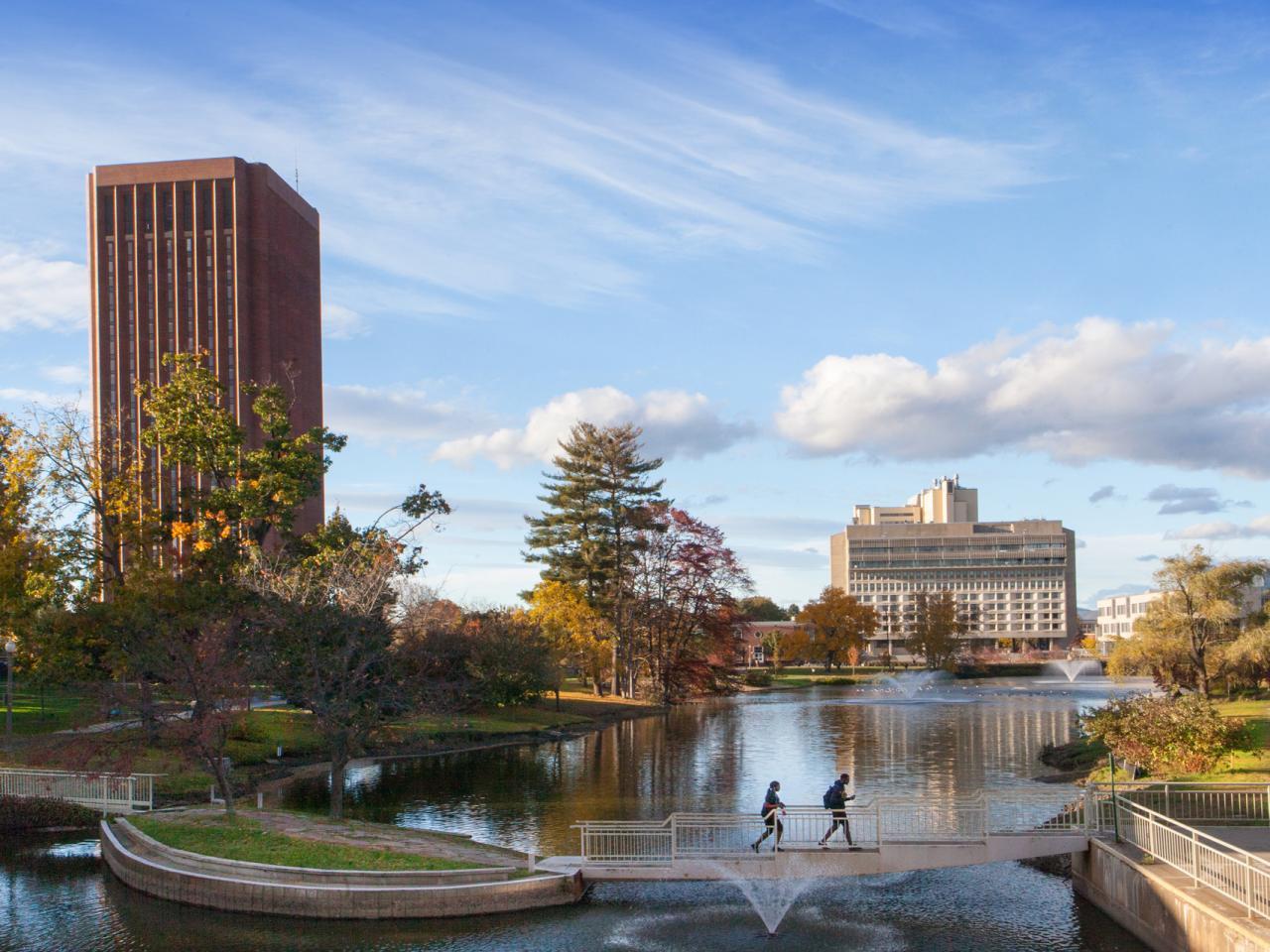 University of Massachusetts in Amherst, Massachusetts
