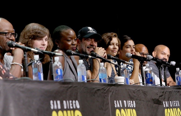 Actors from 'The Walking Dead'