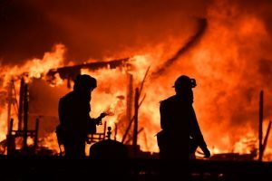 100,000 Acres Burned by More Than a Dozen Deadly California Wildfires