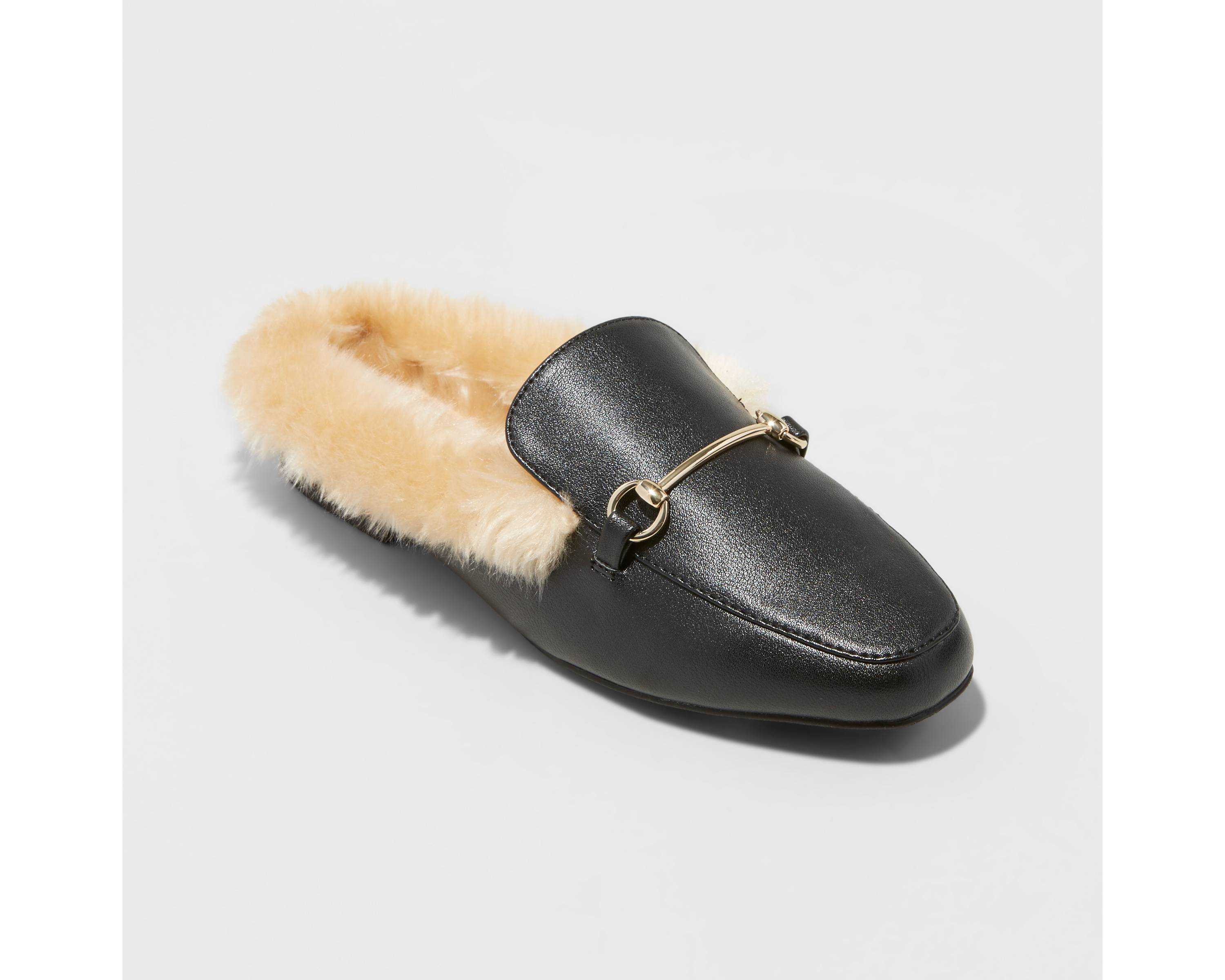 Women's Rebe Backless Loafer Mules - A New Day