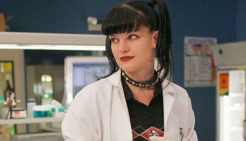 Abby Sciuto on NCIS