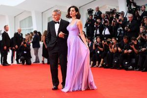 Here's How Amal Clooney Is Styling Her Gorgeous Post-Baby Body 3 Months After Having Twins