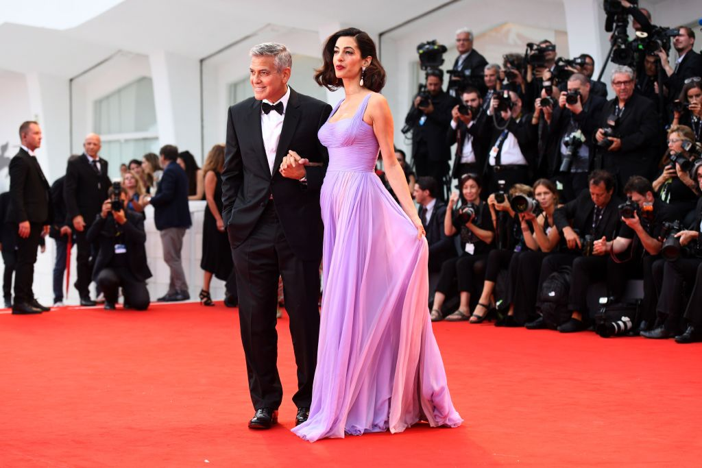 Here's How Amal Clooney Is Styling Her Gorgeous Post-Baby Body 3