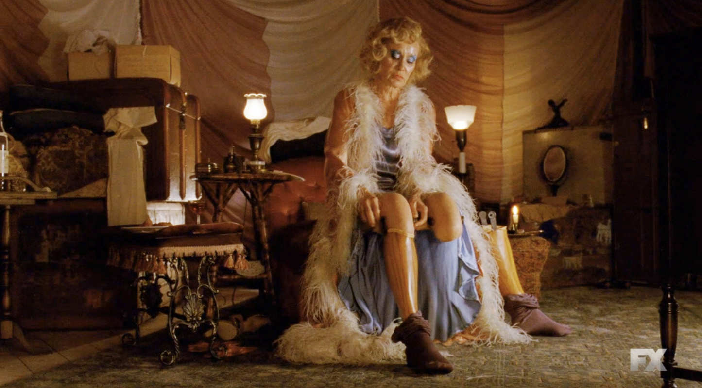 Elsa Mars in American Horror Story: Freak Show