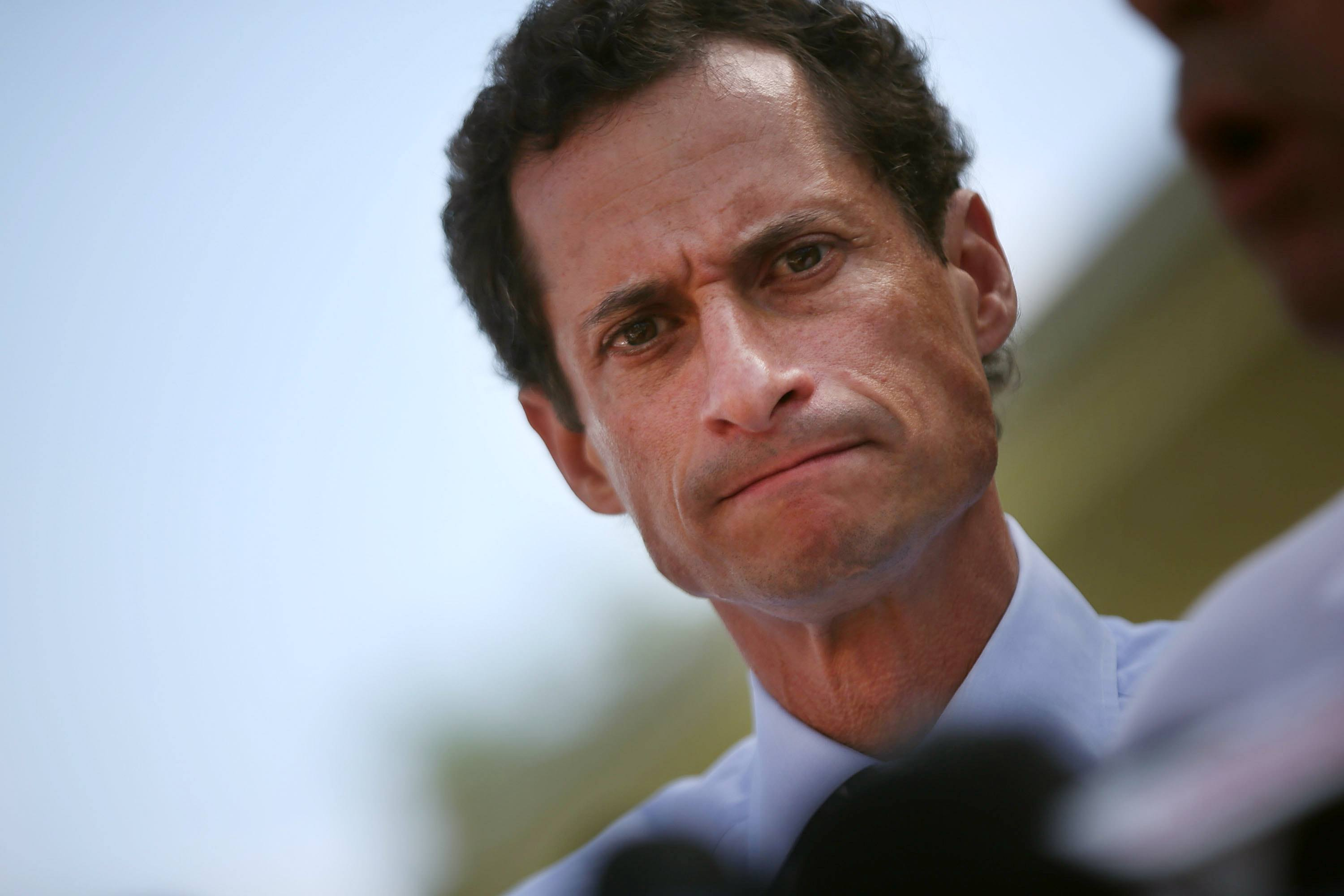 Anthony Weiner Scandal