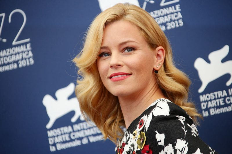 Elizabeth Banks at the Venice Film Festival on September 2, 2015