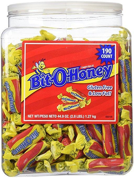 Bit O Honey Candy