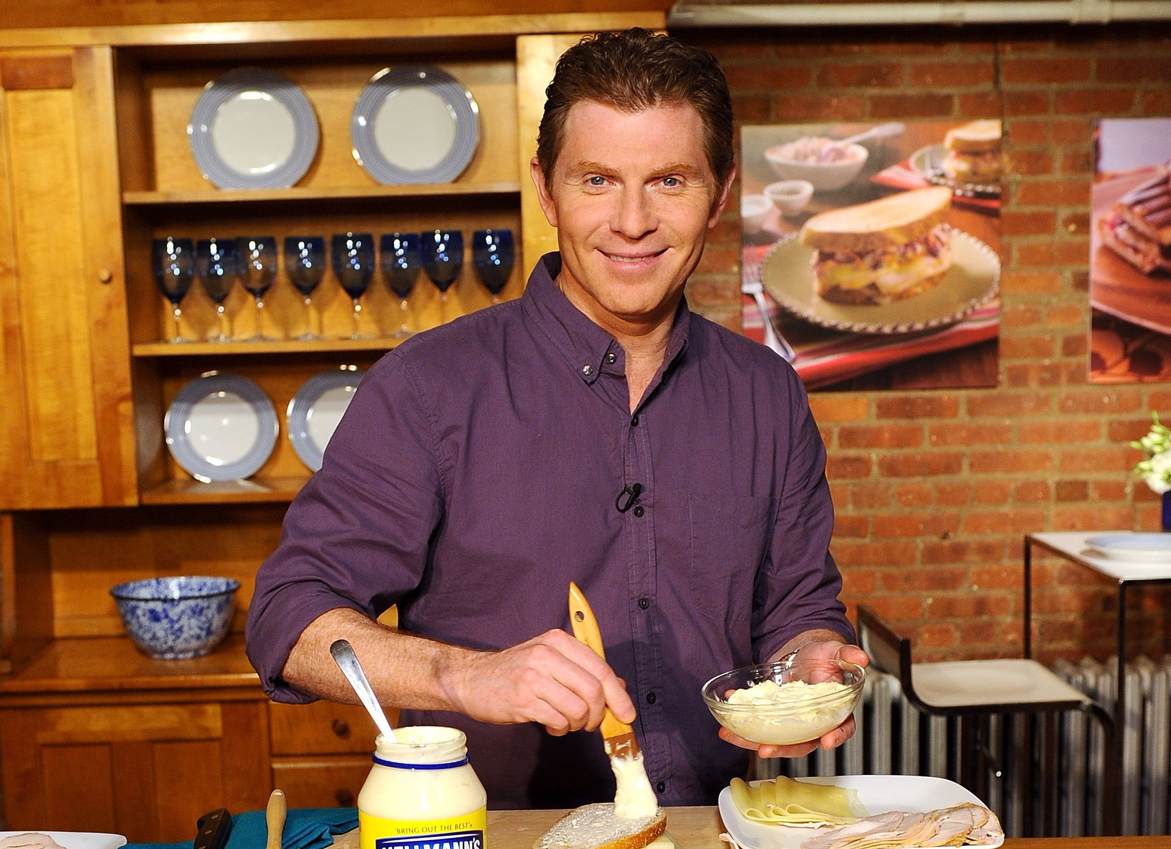 Bobby Flay Food Network Thanksgiving