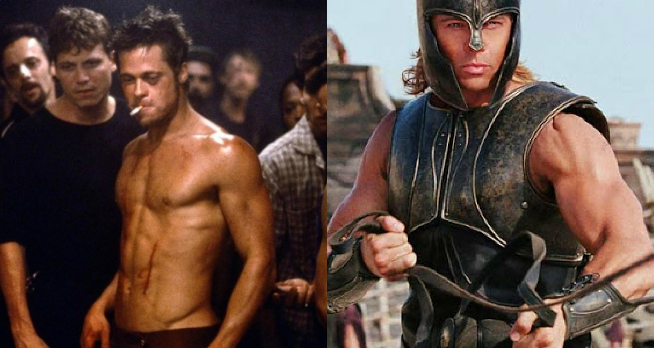 15 Actors Who Got in Amazing Shape for a Movie Role