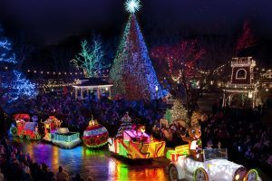 These Are the Small Towns That Go Absolutely Crazy for Christmas