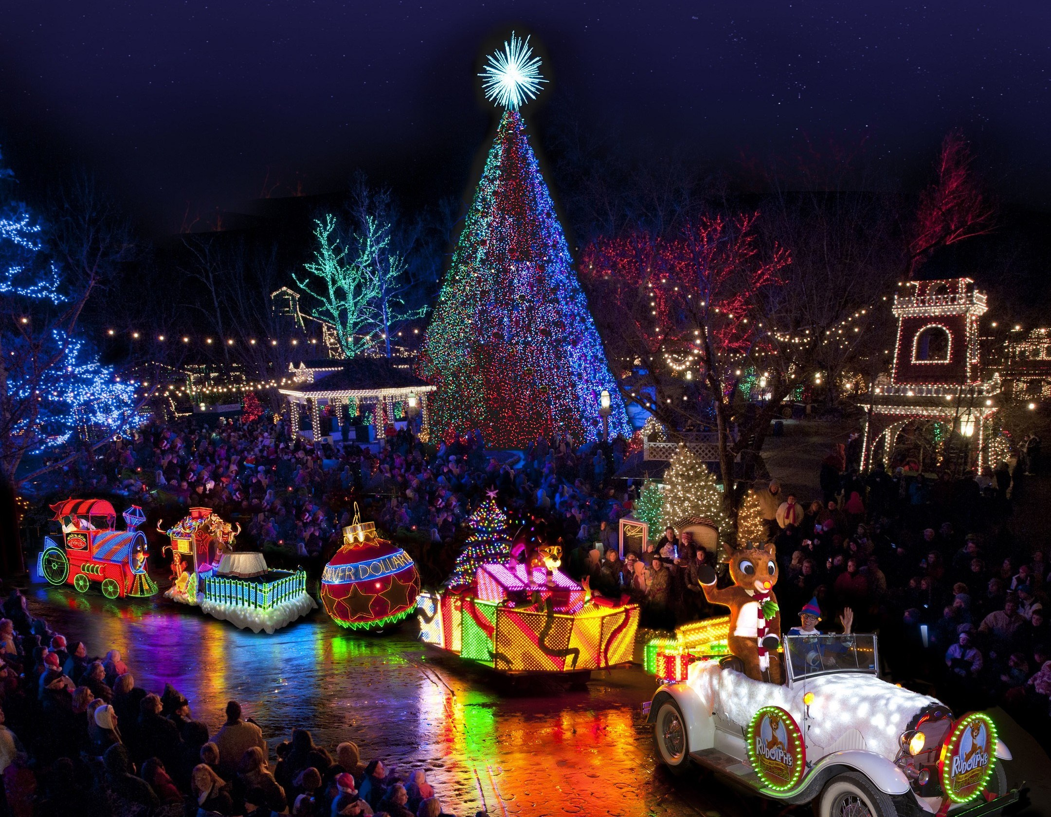 Silver Dollar City Old Time Christmas