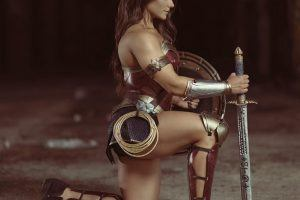 Wonder Woman and Other Celebrity Cosplay Photos That Went Viral