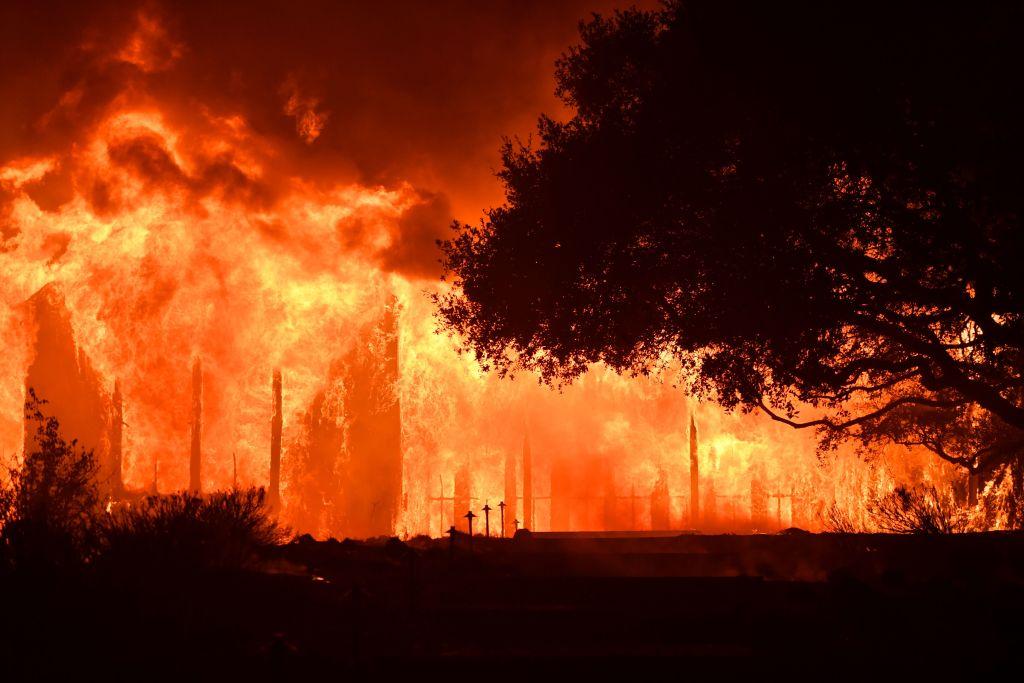 Wildfires Napa