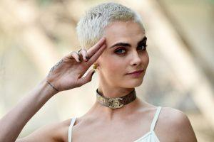 What Movie Did Cara Delevingne Work on With Harvey Weinstein?