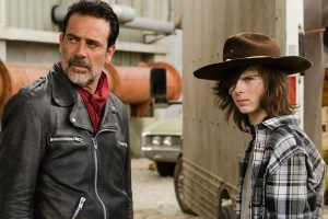 The Biggest Change Ever From 'The Walking Dead' Comics to the TV Show