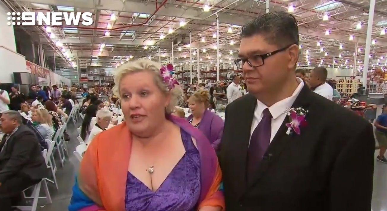 Costco Wedding