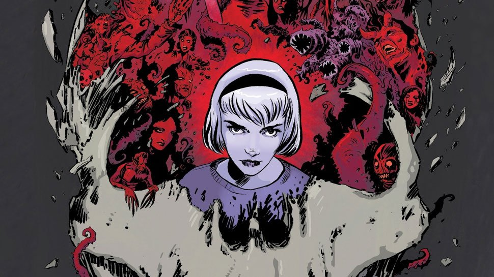 Art from Chilling Adventures of Sabrina