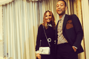 From Thigh-High Boots to Casual Suits: 7 Fashion Lessons We Learned From Chrissy Teigen and John Legend's Instagram