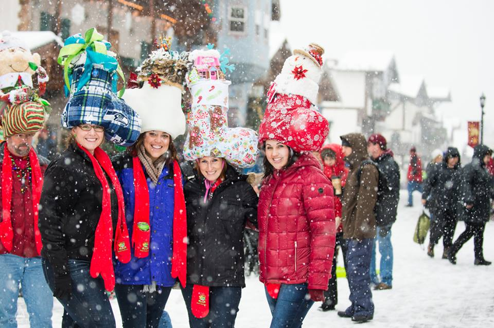 Leavenworth Washington Christmas Market